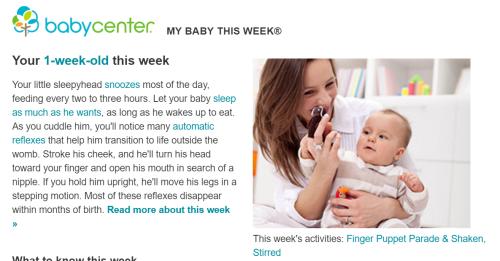 1-week-old