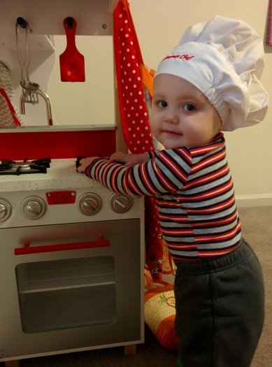Chef Henry 9 months