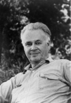 Otto A. Tjaden, great-grandson of Okko Peter Tjaden I